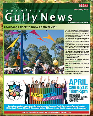 Archive | Ferntree Gully News