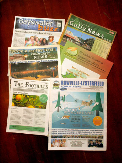 Community Newspapers in Knox