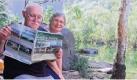 Helen and Bill Ireland in Kakadu