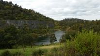 Ferntree Gully Quarry.