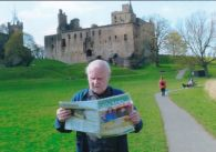 Reader Frank Quinn in Falkirk, Scotland.